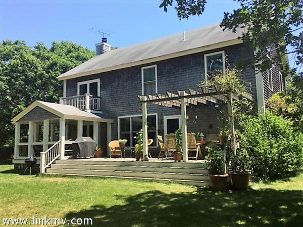 16 Tiahs Cove Road, West Tisbury, MA