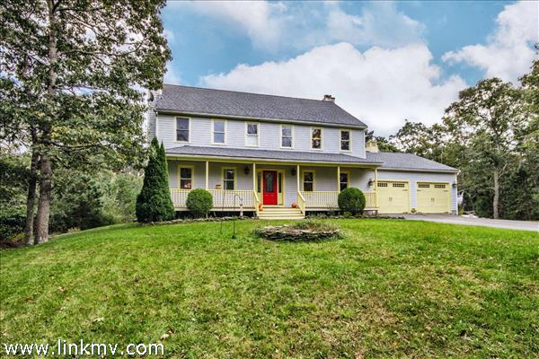 61 Bayes Hill Road, Oak Bluffs, MA
