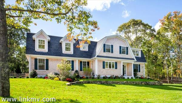 2 Jordan Way, Edgartown, MA