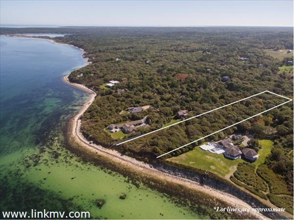 55 Naushon Road, West Tisbury, MA