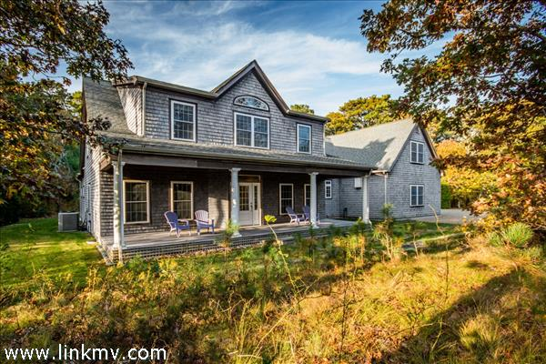 191 West Tisbury Road, Edgartown, MA