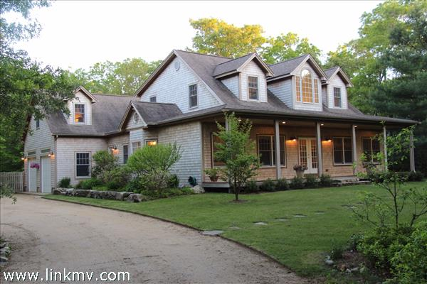 68 Merry Farm Road, West Tisbury, MA