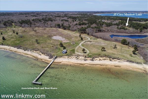 35 Cove Meadow Lane Edgartown MA