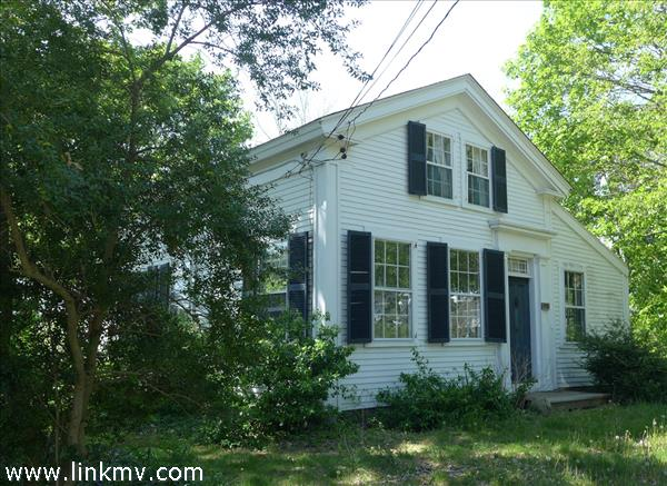 719 Old County Road, West Tisbury, MA