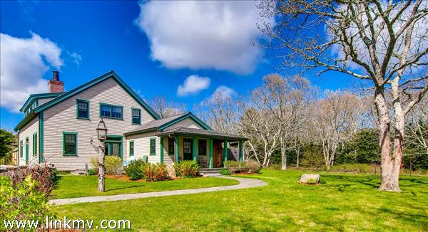6 North Vine Lane, West Tisbury, MA