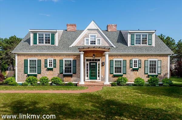 5 Crafts Field Way, Edgartown, MA