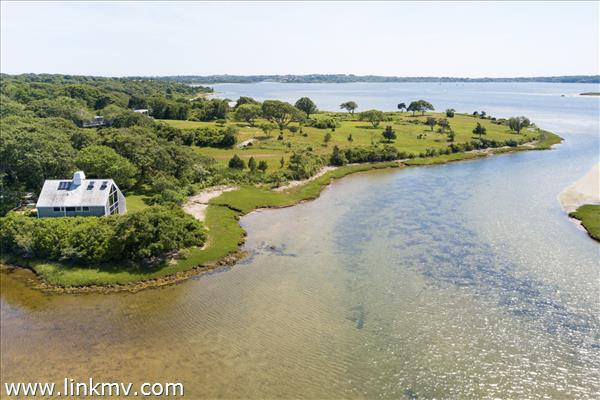 51 & 58 Peases Point Way, Chilmark, MA