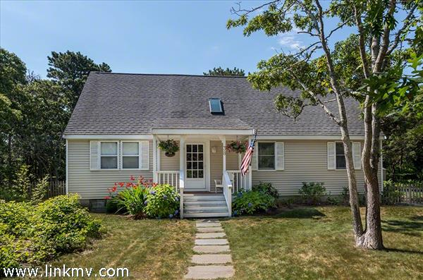 38 Plain Field Way, Edgartown, MA