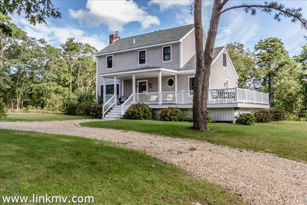2 Sengekontacket Road, Oak Bluffs, MA