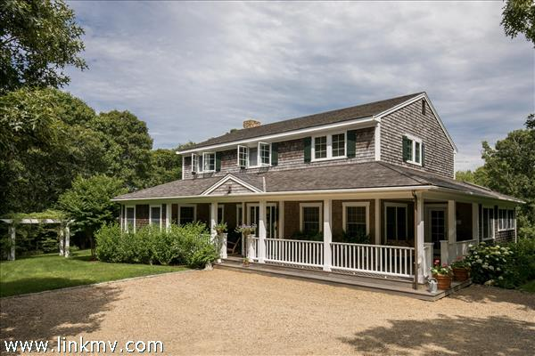 15 Valley Lane, Chilmark, MA