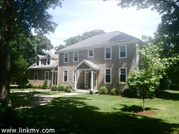 666 Old County Road, West Tisbury, MA
