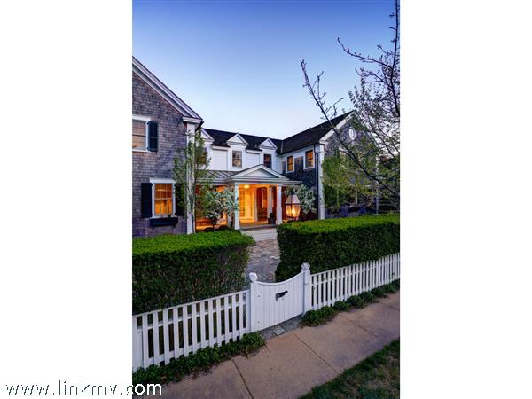 22 Peases Point Way South & 11 Tilton Way Edgartown MA