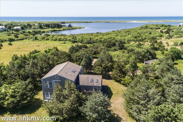 26 Crackatuxet Cove Road, Edgartown, MA