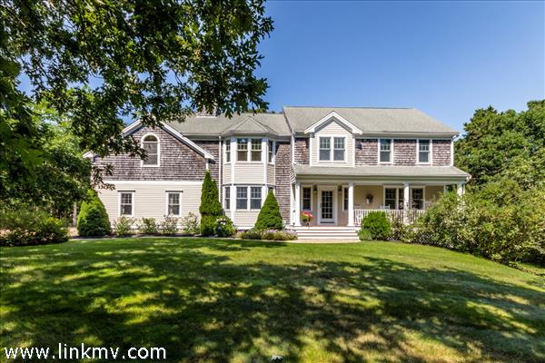 222 Pond Road, West Tisbury, MA