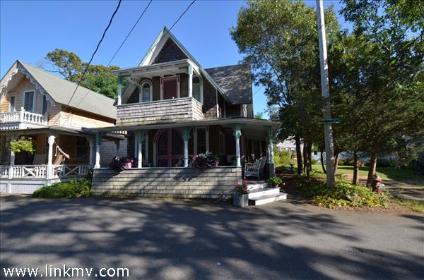 9 Victorian Park, Oak Bluffs, MA