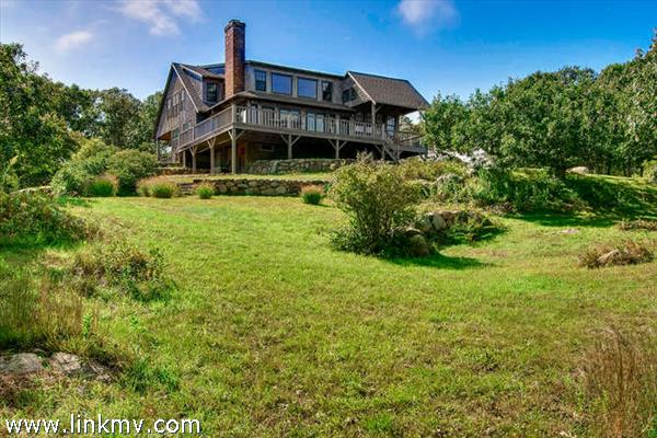 9 East Pasture Shore Road, Aquinnah, MA