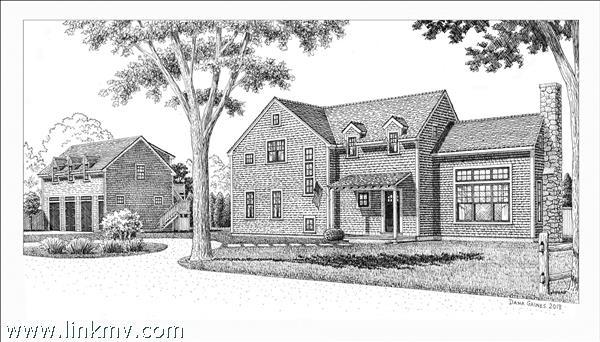 32 Knoll Drive, Edgartown, MA