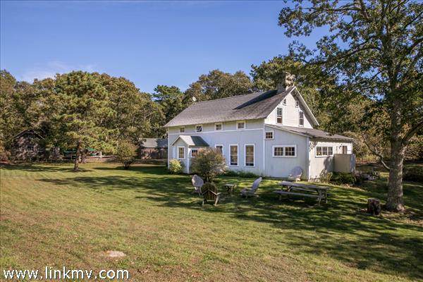 5 Tree Frog Lane, Chilmark, MA