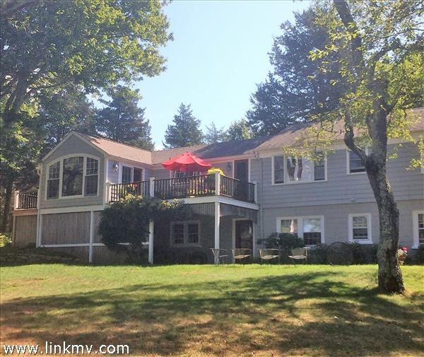 667 Old County Road, West Tisbury, MA