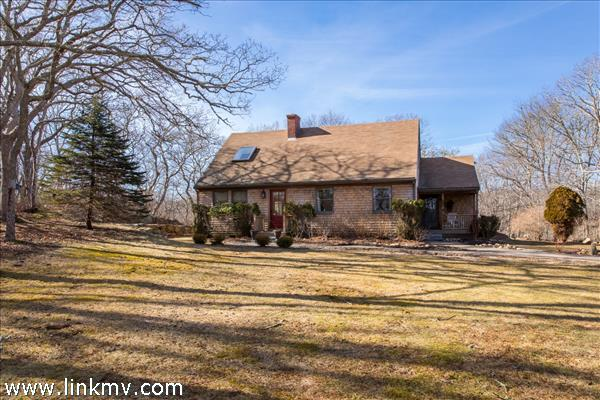 43 Tiasquam Road, West Tisbury, MA
