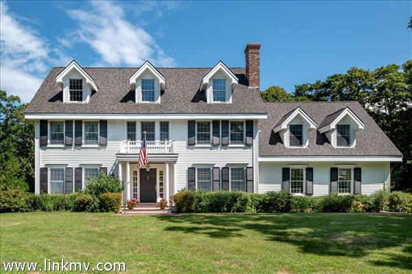 62 Weaver Court, Vineyard Haven, MA