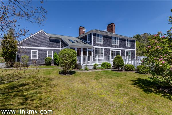 74 Pond Road West Tisbury MA