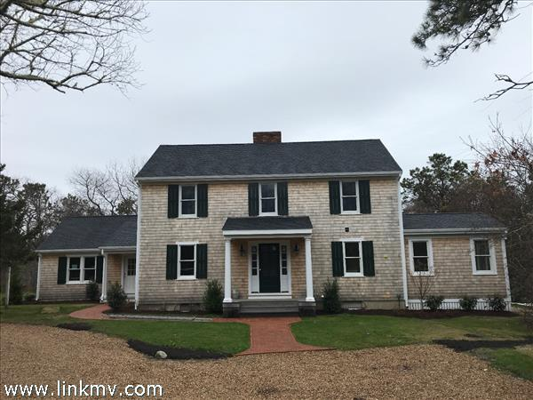 29 Mill Hill Road, Edgartown, MA