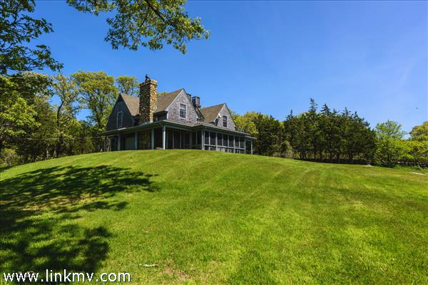 68 Meeting House Road, Chilmark, MA