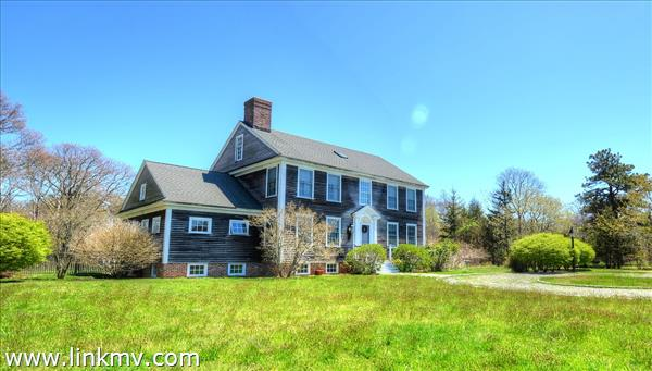 670 Old County Road West Tisbury MA