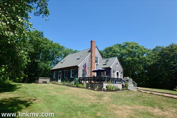 10 Bailey Park Road, West Tisbury, MA