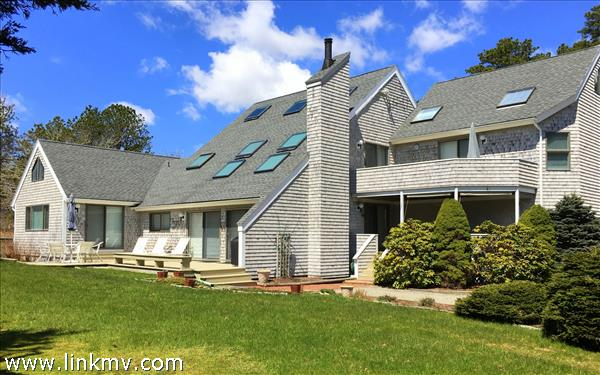 141 Waldrons Bottom Road, West Tisbury, MA