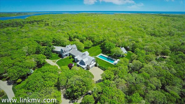 10 & 12 Boldwater Road, Edgartown, MA