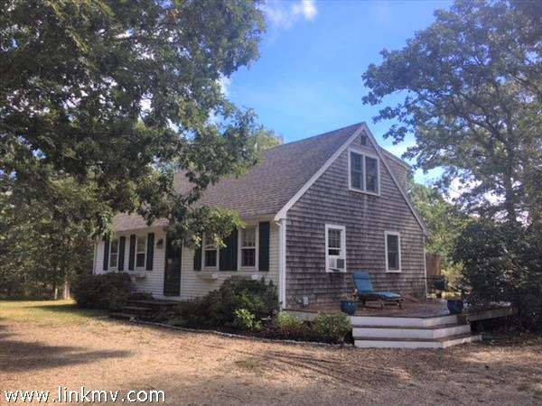 41 Stoneyhill Road, West Tisbury, MA
