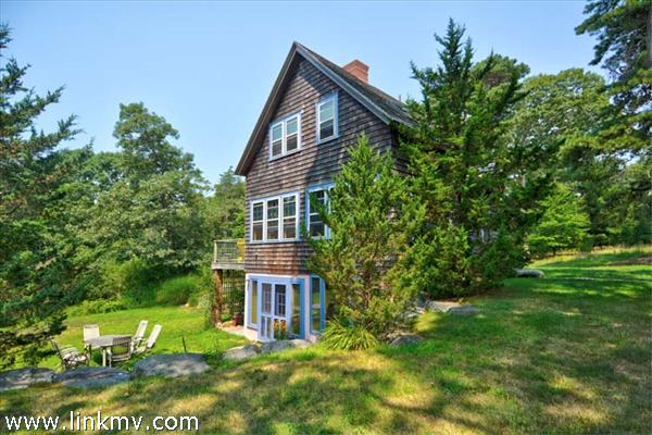 56 Old Courthouse Road, West Tisbury, MA