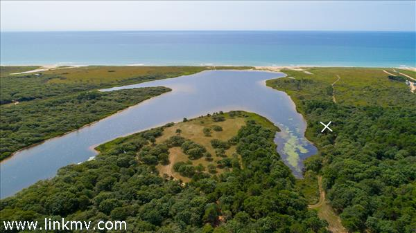 Lot 1 at Homers Pond West Tisbury MA