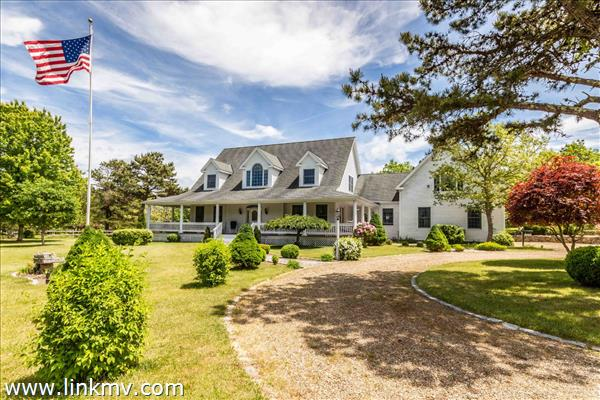 100 Pond Road West Tisbury MA