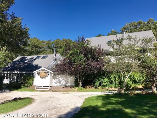 299 Daggett Avenue, Vineyard Haven, MA