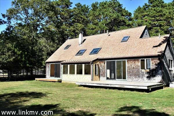 105 Stoney Hill Road, West Tisbury, MA