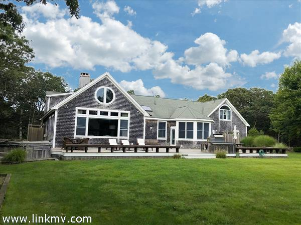 6 Post Oak Road Chilmark MA