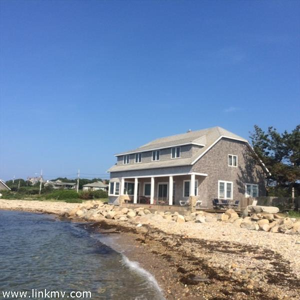 Martha's Vineyard Oceanfront Homes | Martha's Vineyard Real