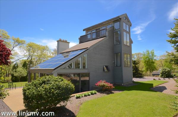 Martha's Vineyard Real Estate & Homes for Sale with Guest House