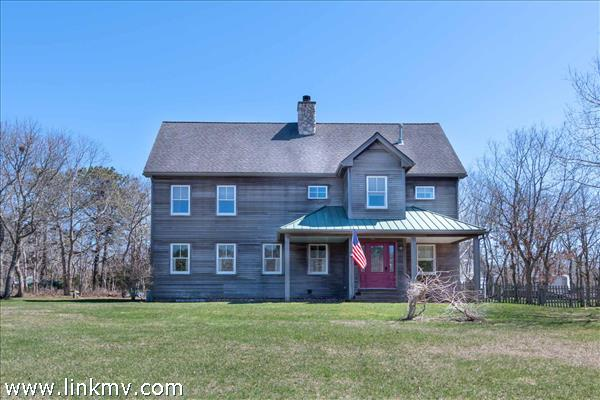 50 Red Pony Road West Tisbury MA