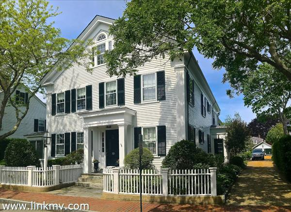 74 South Water Street Edgartown MA