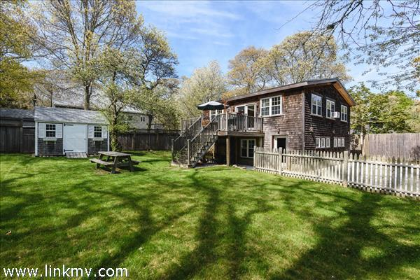 45 Daggett Avenue Vineyard Haven MA