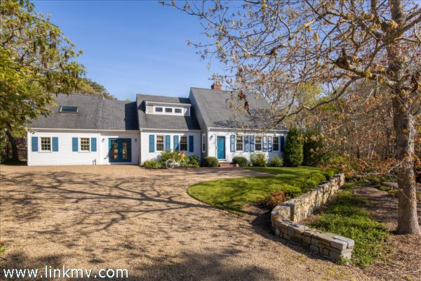 5 Whistling Swan Circle Edgartown MA